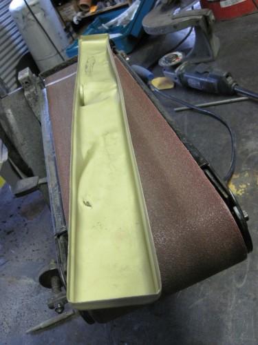 Ferrari Brass radiator tank