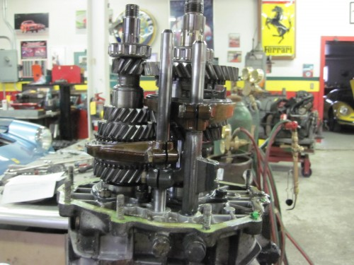901, 915, G60 transmission for Porsche repair