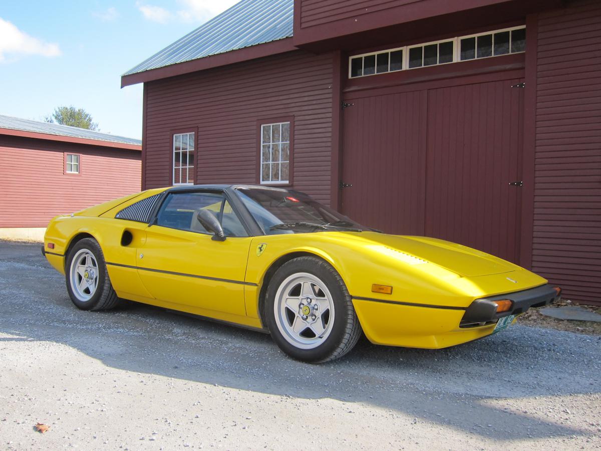 1979 Ferrari 308 GTS Fly