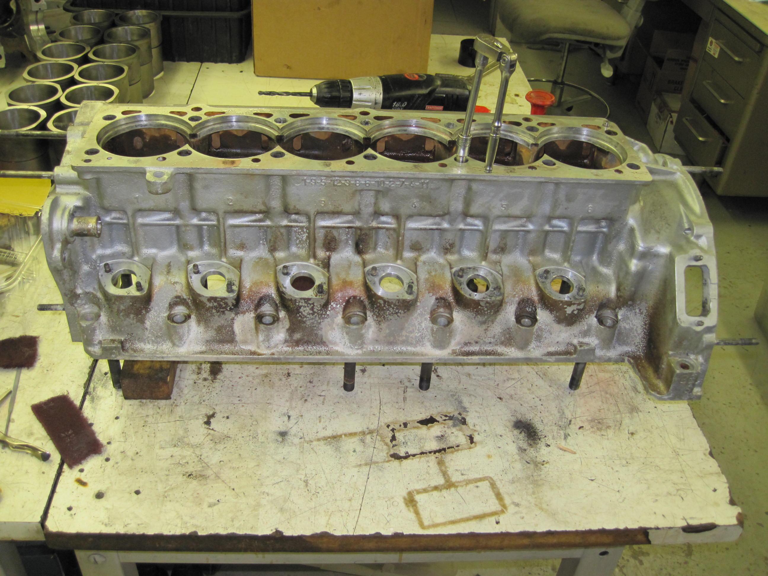 Engine 187 Ferrari Craft