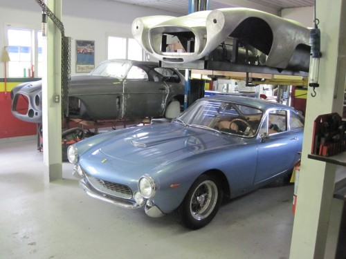 166, Lusso, 340, Ferrari,