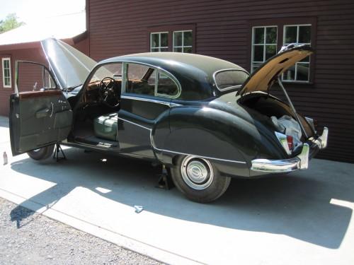 Jaguar 4 door MK