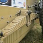 Rear suspension 1935 Ford Amilcar