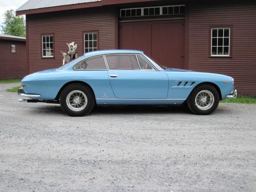 Ferrari 330 GT Blue