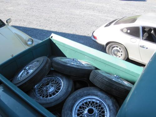 Porsche, Jaguar, Ford