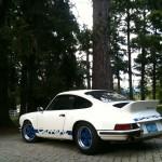 Rich's very cool Porsche 911 RS