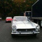 Beautiful 250 GTE and 330 GTC