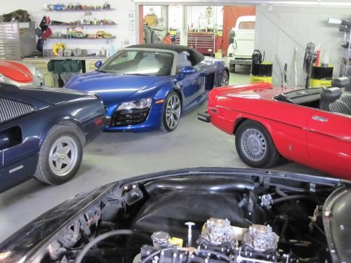 Alfa Romeo, Audi R8