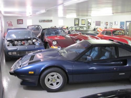 Cars in VT
