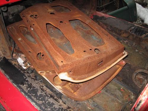 Doors for 356 Porsche