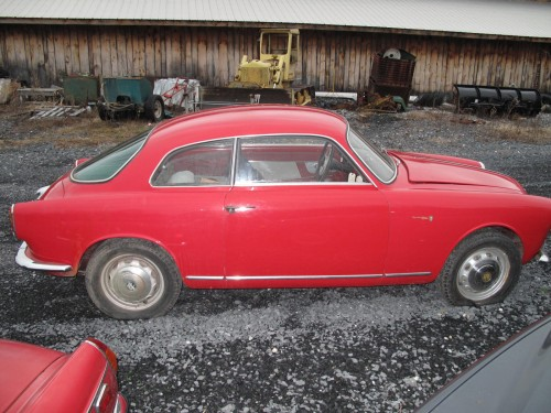 Alfa Sprint Bertone