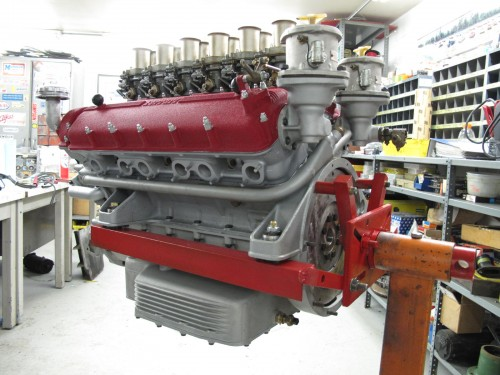 TR Engine for 250