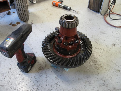 Ring Gear, Diff for Ford 8N