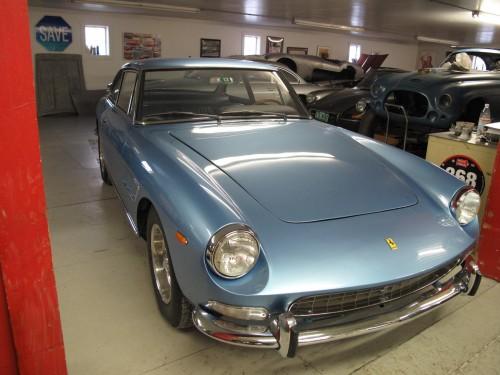 Ferrari 330 GT 2+2 Sold