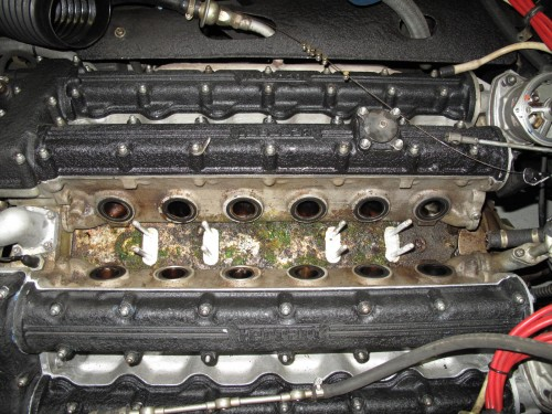 Daytona engine block