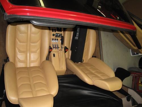 Interior 308 GTSiQV