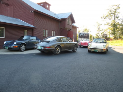 Porsche Targa, Cab, Coupe and Roadster