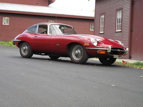 1971 XKE Coupe Jaguar