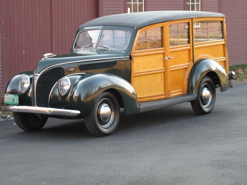 Ford Woodie Wagon 1938