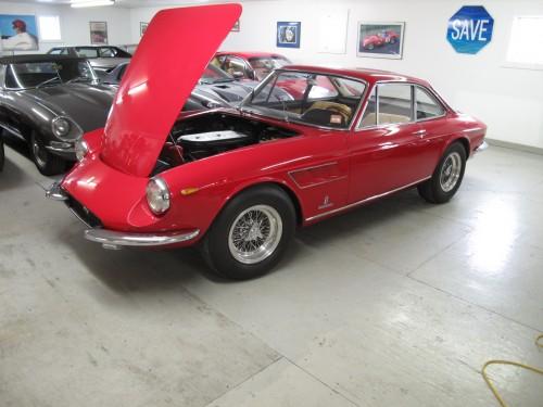 Ferrari 330 GTC Repairs
