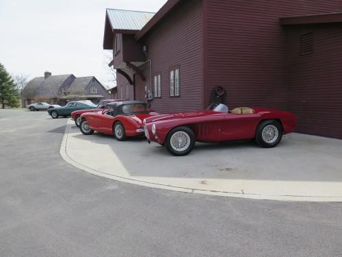 Ferrari, Healey