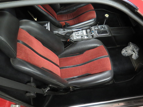 308GTB Seats