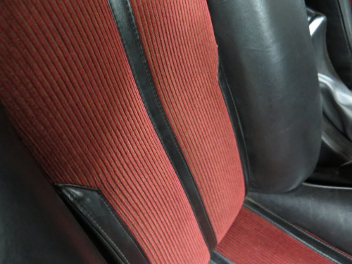 Seat for 308GTB Red Fabric