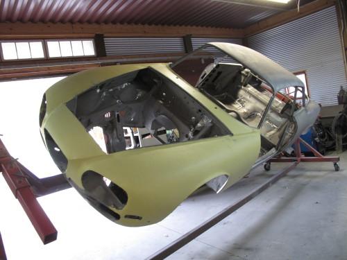 1966 Alfa Romeo 2600 Zagato