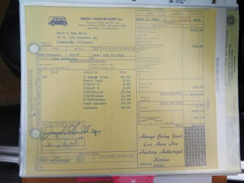 Breen VW/Porsche 1969