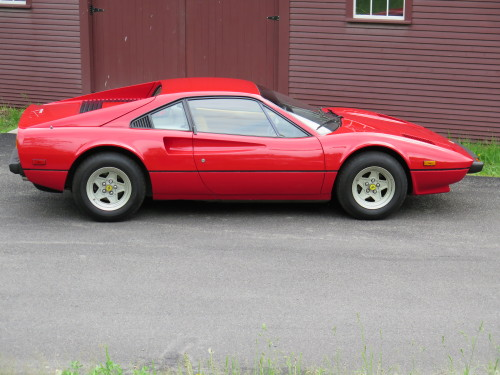 1980 carburettor 308GTB