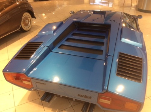 Early Lambo Periscopica
