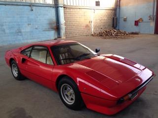 Ferrari 308GTB Dry Sump