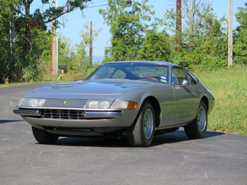 Ferrari Daytona Coupe Early Production