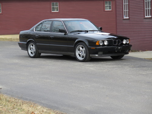 E34 BMW M5 for sale