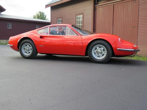 1969 Ferrari 206GT Dino