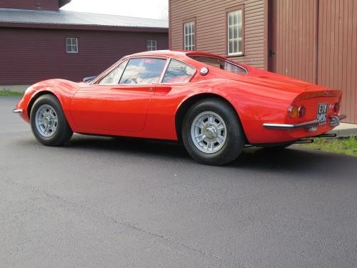 Ferrari 206GT Dino