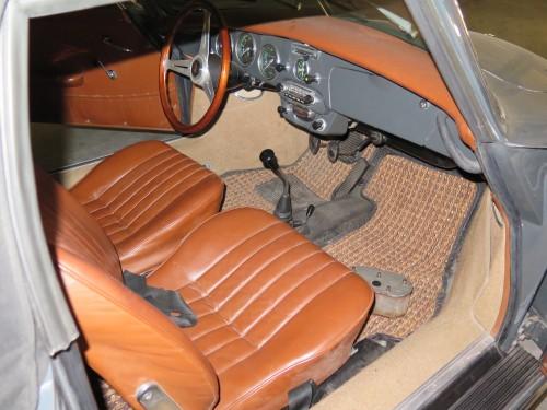 Porsche 356SC Fawn